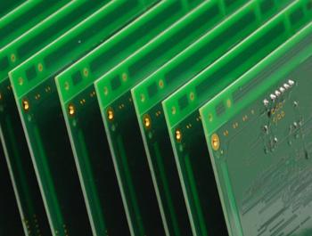 Comp PCB Multi Green